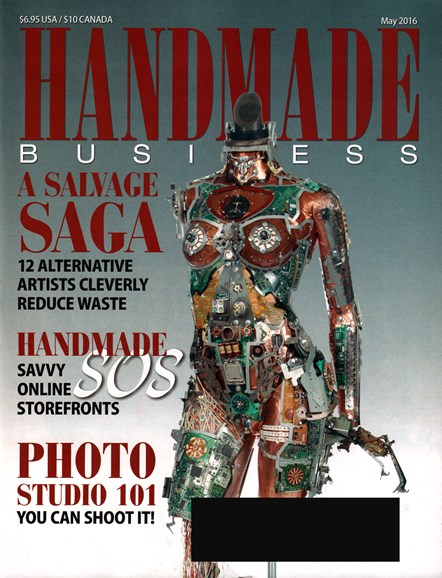 Handmade Business Cover - 5/1/2016
