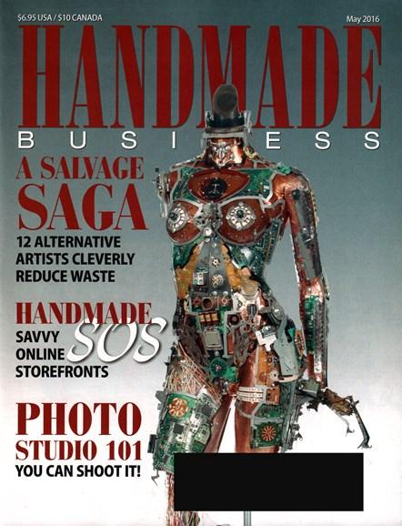 Handmade Business Cover - 5/1/2016