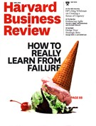 Harvard Business Review Magazine 5/1/2016