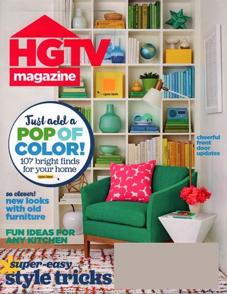 HGTV Cover - 5/1/2016