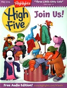 High Five Magazine 5/1/2016