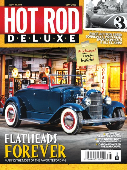 Hot Rod Deluxe Cover - 5/1/2016