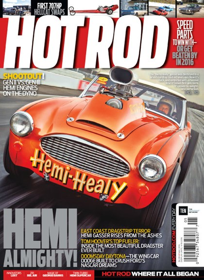 Hot Rod Cover - 5/1/2016