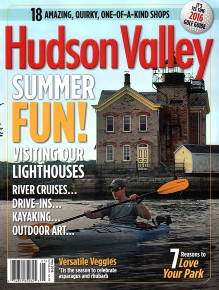 Hudson Valley Cover - 5/1/2016