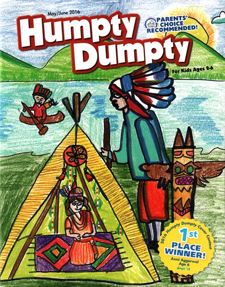 Humpty Dumpty Cover - 5/1/2016