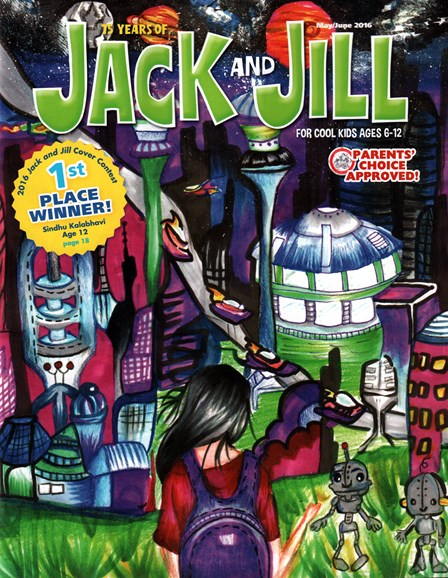 Jack And Jill Cover - 5/1/2016