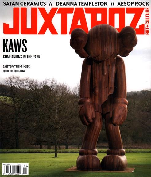 Juxtapoz Cover - 5/1/2016