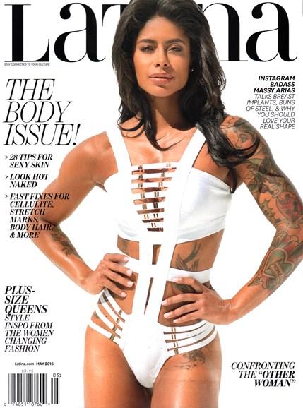 Latina Cover - 5/1/2016