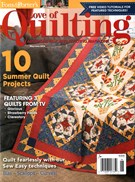 Fons & Porter's Love of Quilting 5/1/2016