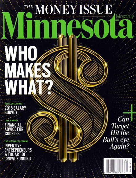 Minnesota Monthly Cover - 5/1/2016