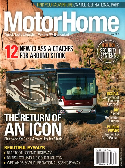 MotorHome Cover - 5/1/2016