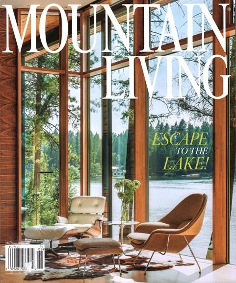 Mountain Living Cover - 5/1/2016