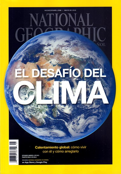 National Geographic En Español Cover - 5/1/2016