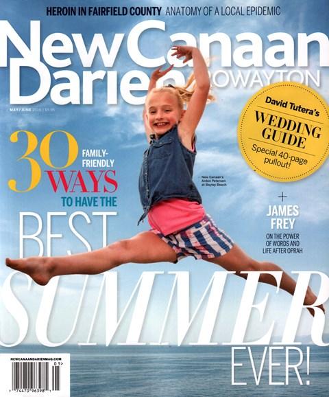 New Canaan-Darien Cover - 5/1/2016