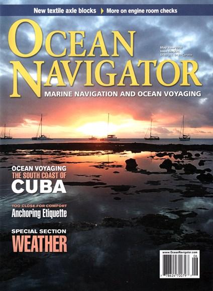 Ocean Navigator Cover - 5/1/2016