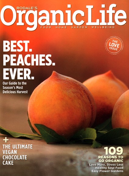 Organic Life Cover - 5/1/2016