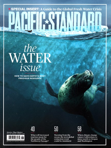 Pacific Standard Cover - 5/1/2016