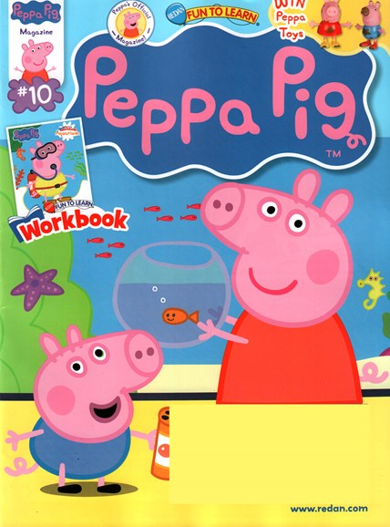 Peppa Pig Cover - 5/1/2016