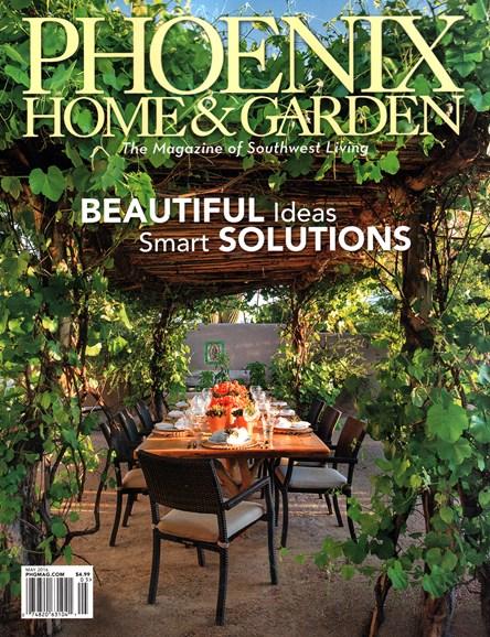 Phoenix Home & Garden Cover - 5/1/2016