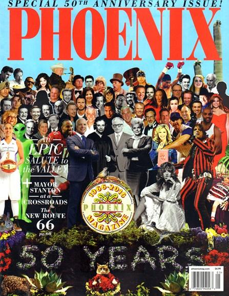 Phoenix Magazine Cover - 5/1/2016