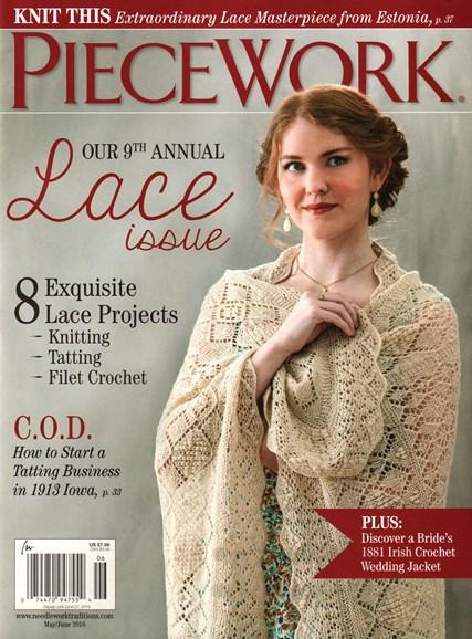 Piecework Cover - 5/1/2016