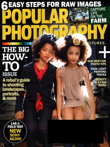 Popular Photography Cover - 5/1/2016