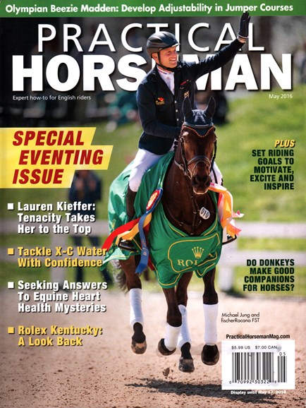 Practical Horseman Cover - 5/1/2016