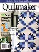 Quiltmaker Magazine 5/1/2016