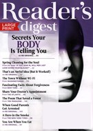 Reader's Digest Large Print 5/1/2016