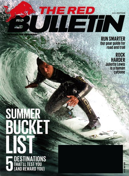 The Red Bulletin Cover - 5/1/2016