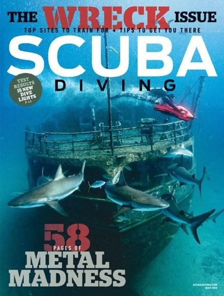 Scuba Diving Cover - 5/1/2016