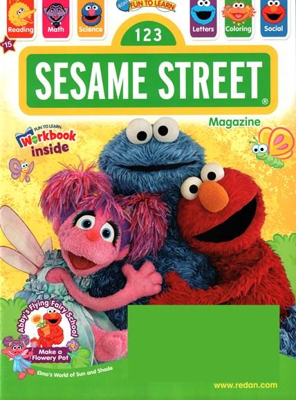 Sesame Street Cover - 5/1/2016