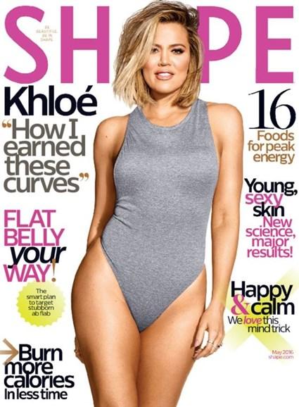 Shape Cover - 5/1/2016