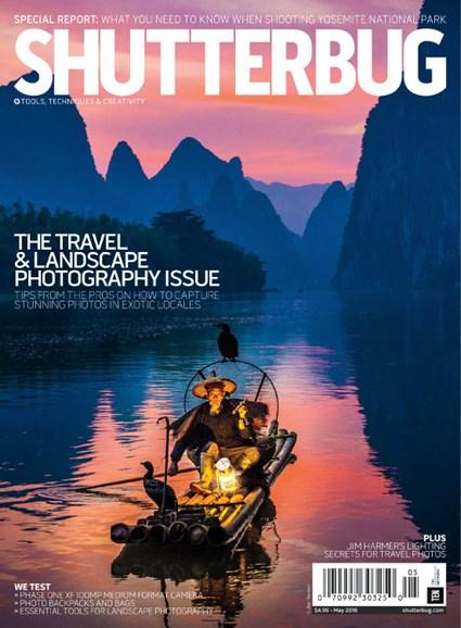 Shutterbug Cover - 5/1/2016