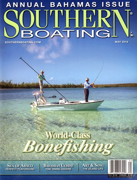Southern Boating Cover - 5/1/2016
