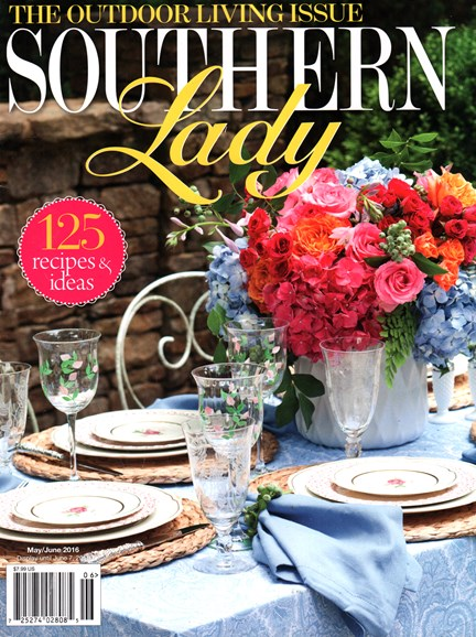 Southern Lady Cover - 5/1/2016