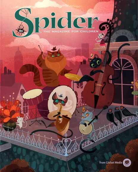 Spider Cover - 5/1/2016