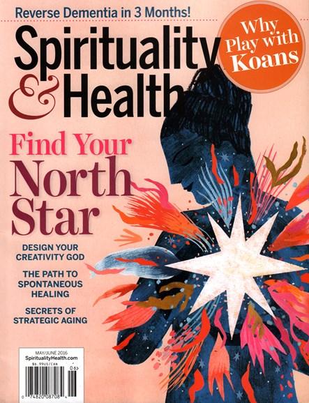 Spirituality & Health Cover - 5/1/2016