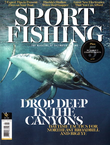 Sport Fishing Cover - 5/1/2016