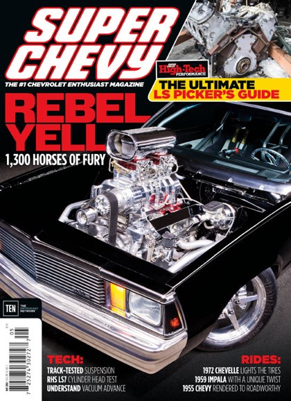 Super Chevy Cover - 5/1/2016