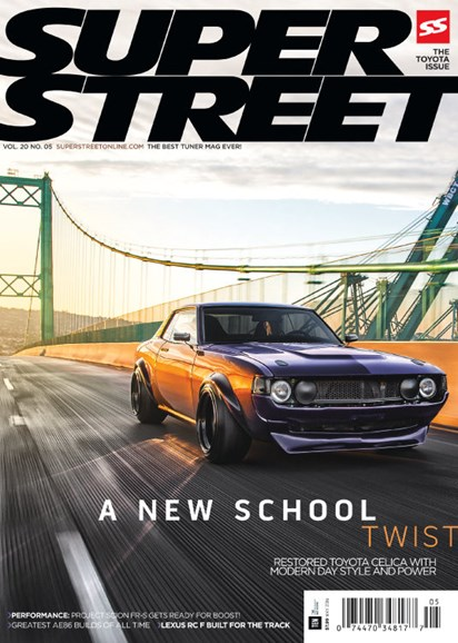 Super Street Cover - 5/1/2016
