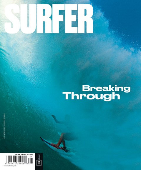 Surfer Cover - 5/1/2016