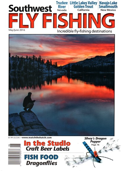 Southwest Fly Fishing Cover - 5/1/2016