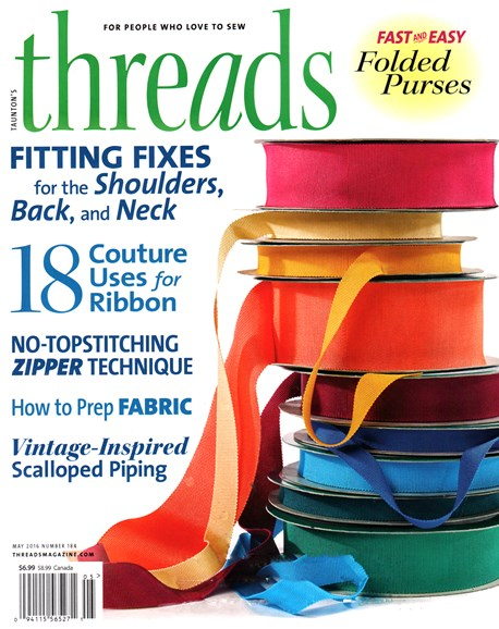 Threads Cover - 5/1/2016
