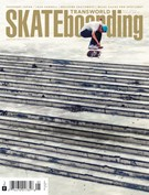 Transworld SKATEboarding Magazine 5/1/2016