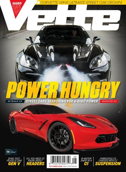Vette Cover - 5/1/2016