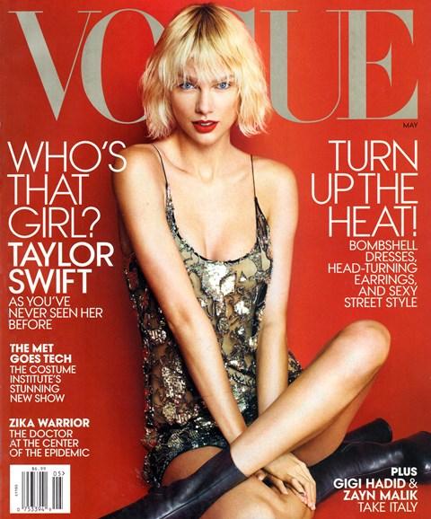 Vogue Cover - 5/1/2016