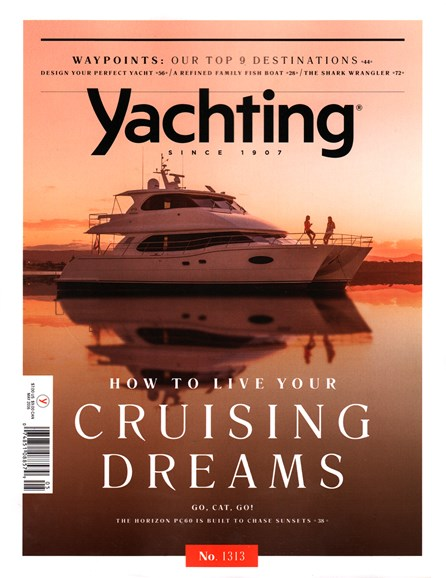 Yachting Cover - 5/1/2016