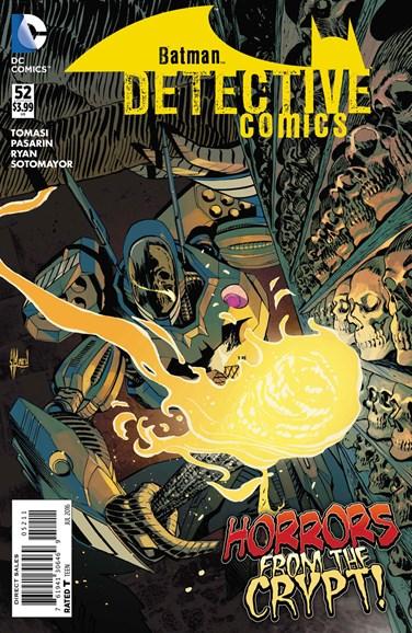 Detective Comics Cover - 7/1/2016