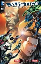 Justice League Comic 6/1/2016